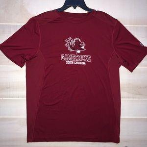 South Carolina Gamecocks Under Armour Shirt NWOT